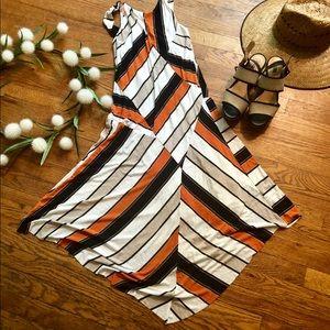 Gorgeous ☀️ Bailey 44 Racerback Striped Dress